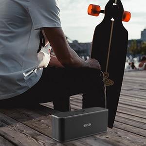 long battery playtime speaker bluetooth