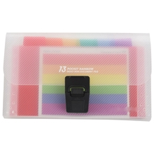 13 Pocket Folder Office Expanding File Colorful Organizer Document