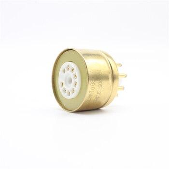 Adaptador de enchufe E88CC 6922 a 6SN7 6SL7, convertidor de amplificador de tubo de vacío
