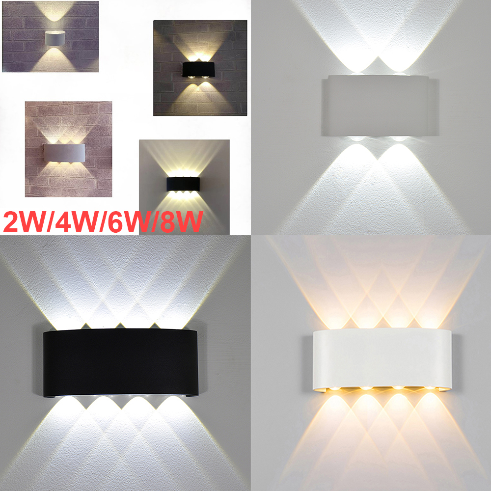 Modern Simple Led Wall Light Lamp