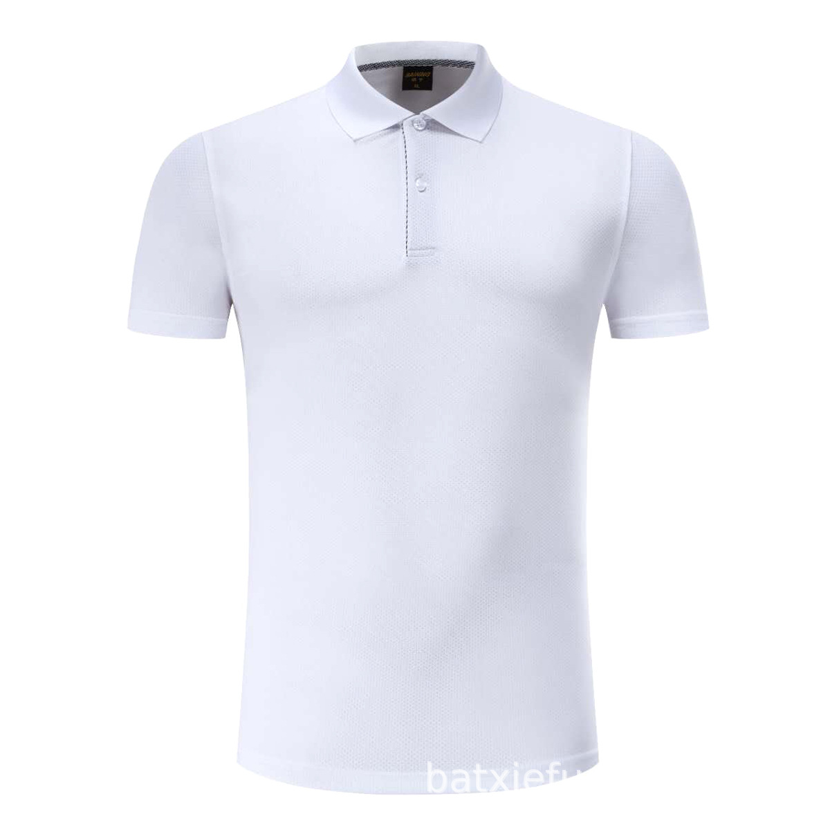 Enterprise Group Clothes Short Sleeve Fold-down Collar   Polo   Cultural Shirt Work Clothes Customizable Business Casual Printed Log