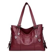 Main Ladies Retro Style Leather Shoulder Bag Casual Tote Bag Ladies Handbags Woman Double Arrows Big Casual Luxury Tote недорго, оригинальная цена