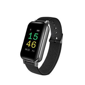 Image 5 - LAUMOX T89 TWS Bluetooth イヤホン 5.0 スマートブレスレットウォッチバイノーラル健康心拍数モニタースポーツスマート腕時計男性女性