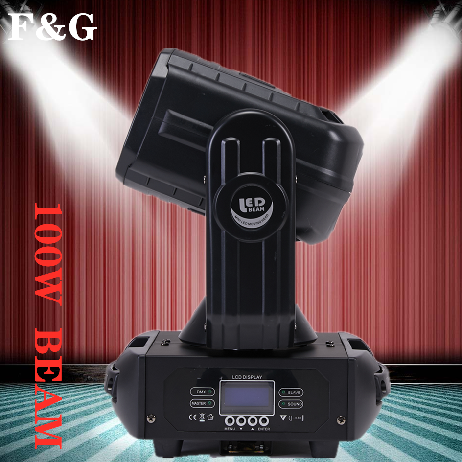 Professional Night Club DJ Sharpy Beam Light 4x 25w Four Eyes LED Moving Head Super Beam Light