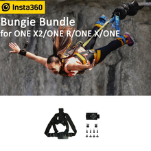 Insta360 Bungie Bundle  Recording Sports For Insta360 ONE X2/ONE R/ONE X/ONE Sports Action Camera Accessories