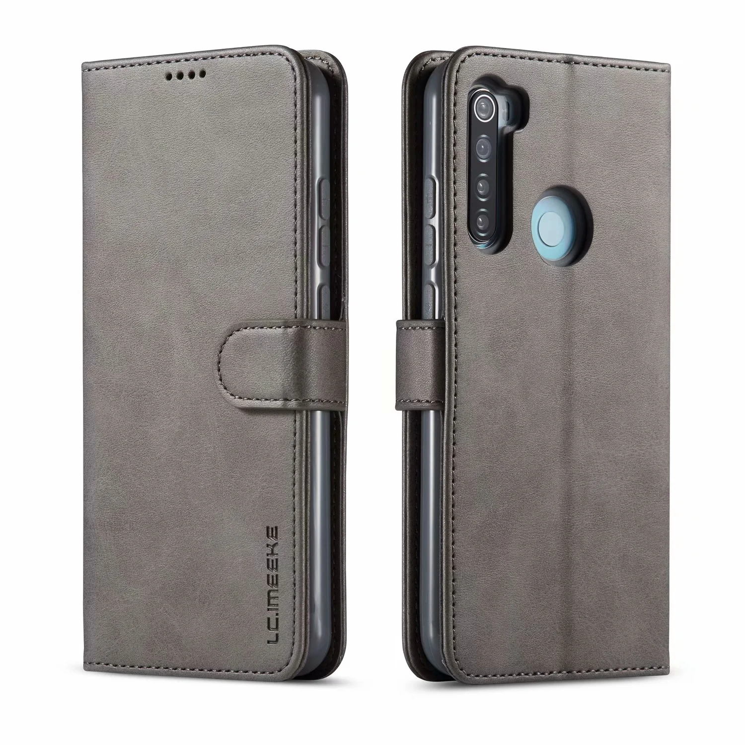 For Xiaomi Redmi Note 7 6 5 8 9 9s Pro MAX 7A Mi 9T A2 Lite Flip Wallet Book Case Leather Card Holder note9 S Phone Cover Etui(China)