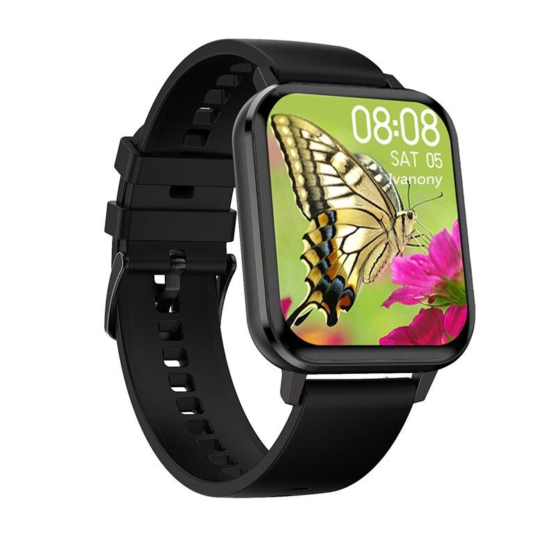 DTX Smartwatch IP68 Waterproof DT X 1 78inch Smart watch Men ECG Heart Rate Blood Pressure Oxygen Long Standby Fitness Tracker