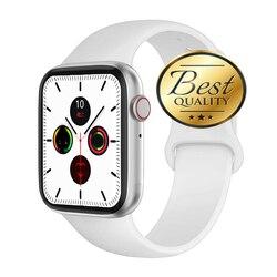Microwear W26 Смарт-часы 2020 1,75 дюймов сенсорный экран умные часы вызова сообщение IP68 Водонепроницаемый iwo w26 Смарт-часы для мужчин/женщин
