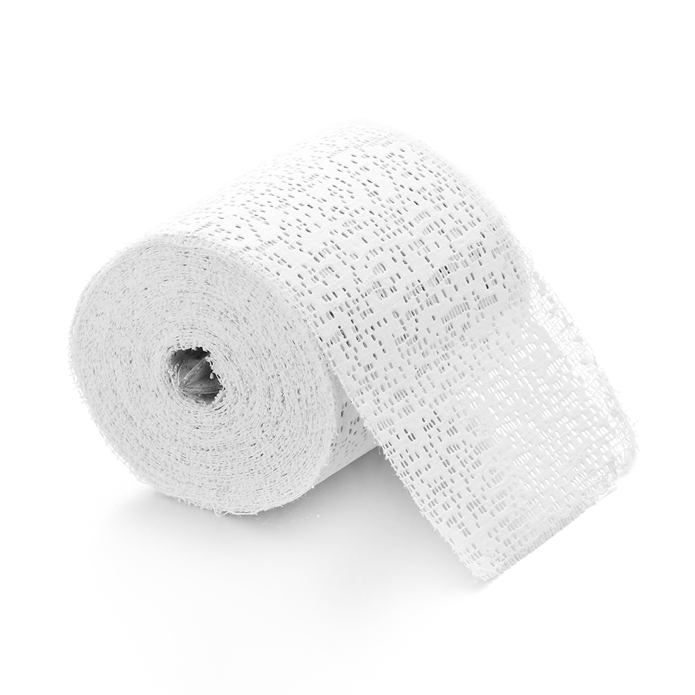 Plaster Bandages Cast Orthopedic Tape Cloth Gauze Emergency Muscle Tape First Aid Protective Bracket Health Care Tool
