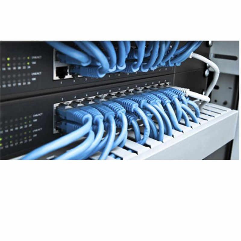 Données meilleur prix 0.7m 1.6m 2.4m 4m 8m bleu Ethernet Internet LAN CAT5e câble réseau pour ordinateur Modem routeur