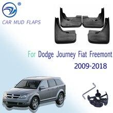 Mud Flaps Mudflaps Splash Guard Mudflap Mudguard Fender Front Rear For Dodge Journey Fiat Freemont 2009   2018 2017 Car Styling