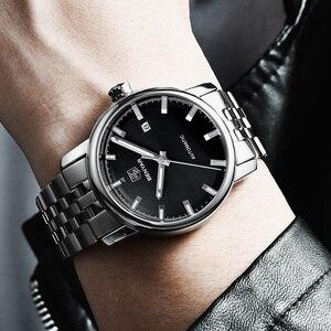 Image 2 - 2019 New BENYAR men automatic mechanical watches men watches Top brand luxury mens watch military wristwatch Relogio Masculino