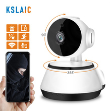 HD 720p Baby-Monitor Cctv- Mini IP Camera Wifi onvif  Video-Surveillance Night-Vision Home Security Wireless Two-Way lintratek new video surveillance ip camera wifi hd 720p mini wi fi security ptz camera wireless onvif home camera baby monitor