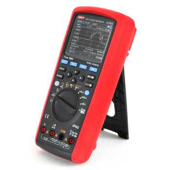 Multímetro Digital UNI-T UT181A Pantalla digital, registro de datos inteligente, Temperatura Dual medición con módulo Bluetooth 2