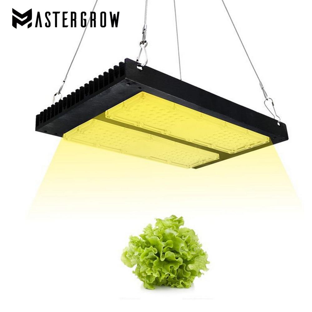 Full Spectrum 240W Quantum Board Led Grow Light 144Pcs 3500K LM301B Samsung Chip Veg/Bloom For Indoor Plant Greenhouse Grow Tent