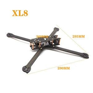 Image 3 - HSKRC 3K Углеволокно XL5 V2 232 мм XL6 283 мм XL7 294 мм XL8 360 мм TrueX 5/6/7/8 дюйма XL340 340 мм FPV рама для фристайла Racing Drone
