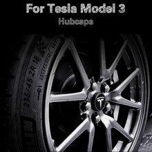 גלגל כיסוי לקצץ אביזרי רכב עבור טסלה דגם 3 גלגל אביזרי דגם 3 טסלה שלושה טסלה דגם 3 אוטומטי אביזרים model3