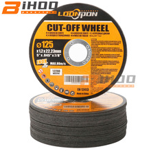 Resin Cutting Disc 125mm Cut Off Wheels Flap Sanding Grinding Discs Angle Grinder Wheel for Metal 4inch 5-50Pcs