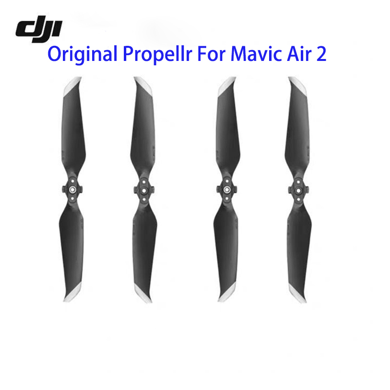 Mavic Air 2 Low-Noise original  Propellers Quieter and longer flight propellers for dji mavic air 2 drone