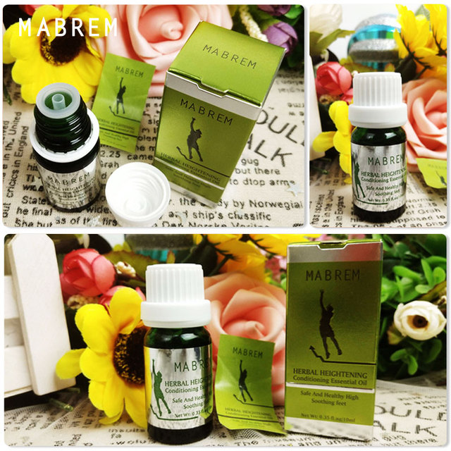 Height Increasing Oil Medicine Body Grow Taller Essential Oil Foot Health Care Products Prompt Bone Growth 5