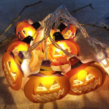 LED Pumpkin Lights Fixed Flashed Halloween Holiday Decoration Outdoor Indoor Lighting LED Night Lamp New Year Light Party Decor halloween decoration festival party supplies 3d led light display lights wooden halloween acrylic laser carved pumpkin decor