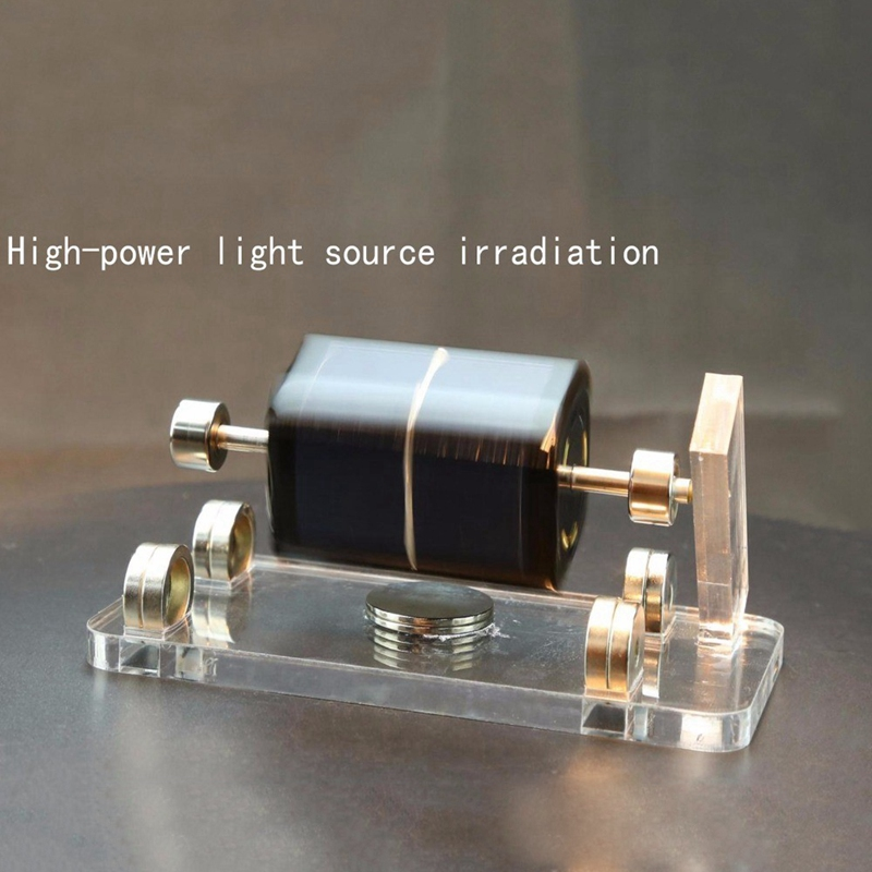 Solar horizontal quatro-lado levitação magnética mendocino motor