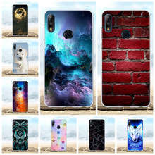 For Asus Zenfone Max Pro M2 ZB631KL Case TPU For Asus Max Pro M2 ZB631KL Cover Cute Pattern For Asus Max Pro M2 ZB631KL Coque asus a88x pro