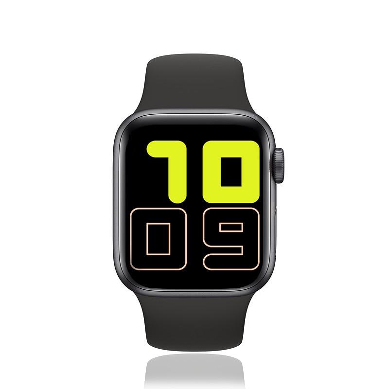 Умные часы для мужчин и женщин, умные часы X6 с сенсорным экраном, Bluetooth, напоминанием о звонках и сообщениях, Смарт-часы с трекером здоровья, с...
