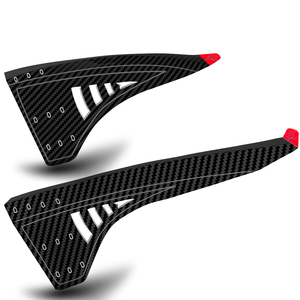 NICEDACK Bike Fender, Front and Rear Bicycle Mudguard Set, Mountain Bicycle Fender Fits20