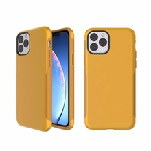 New Hard PC Phone Case Cover For iPhone X XR XS Max 8 Plus 11 Pro 2019 Anti-Knock Soft TPE Edge Fitted