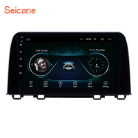 Seicane 9 inch Android 8.1 Car GPS Navigation Radio for Honda CRV 2017 2018 support Carplay 3G Mirror Link Rearview camera OBD2