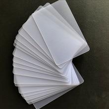 10 шт пластиковая карта для открывания телефона скребок для iPad планшета для samsung мобильного телефона клееный инструмент для ремонта экрана