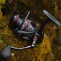 Рыболовные катушки соленой воды  металлические GS2000-7000  спиннинг с металлической катушкой  катушка  ножки из нержавеющей стали  металлическа...