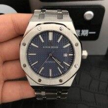 цена watch Men Luxury Top Brand Automatic Mechanical Watch Fashion Business Male Watch Shockproof Luminous Wristwatch онлайн в 2017 году