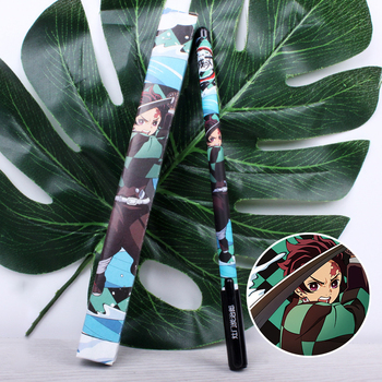 Japanese Anime O.5mm Gel Pen Tianguan Fifth Personality Black Ink Gel Pen Stationery Student Writing Tools No outer packing image