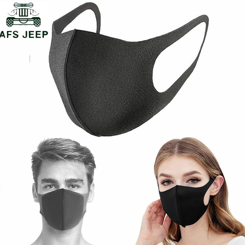 Anti-dust Safe Breathable Thickened Mouth Mask Winter Mask Dustproof Mouth Face Mask Men Women Mascarilla