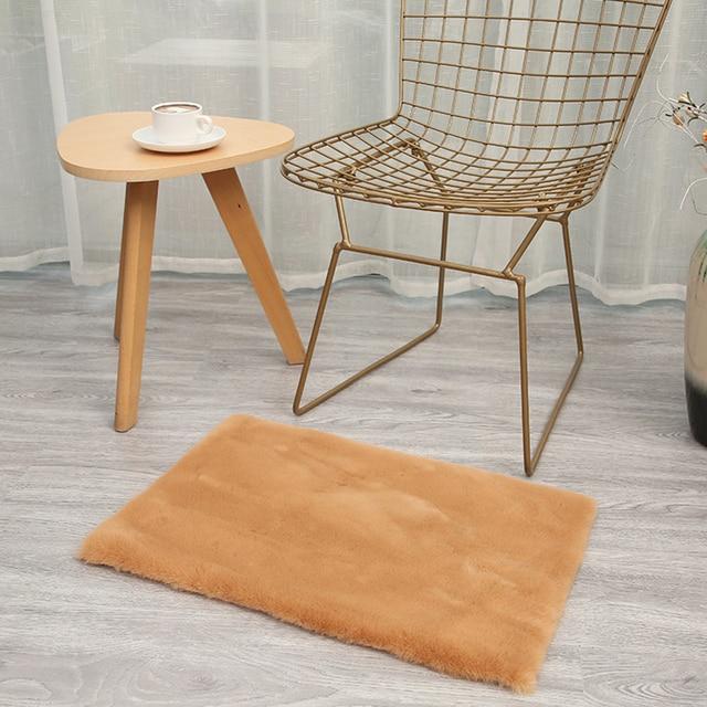 Thick Shaggy Large Rugs Hallway Rug Runner Non Slip Living Room Carpet Nice New