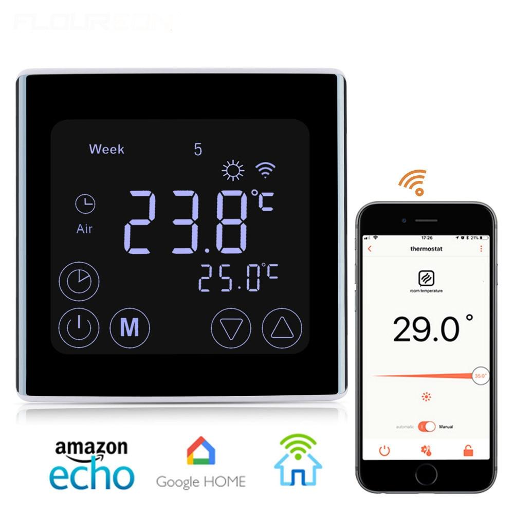 LCD-Display Heizungsthermostat Touchscreen Programmierung Temperaturregler