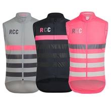 RCC высококачественный жилет для езды на велосипеде ветровая жилетка для езды без рукавов Джерси ветрозащитные куртки для велоспорта Одежда на холодную погоду