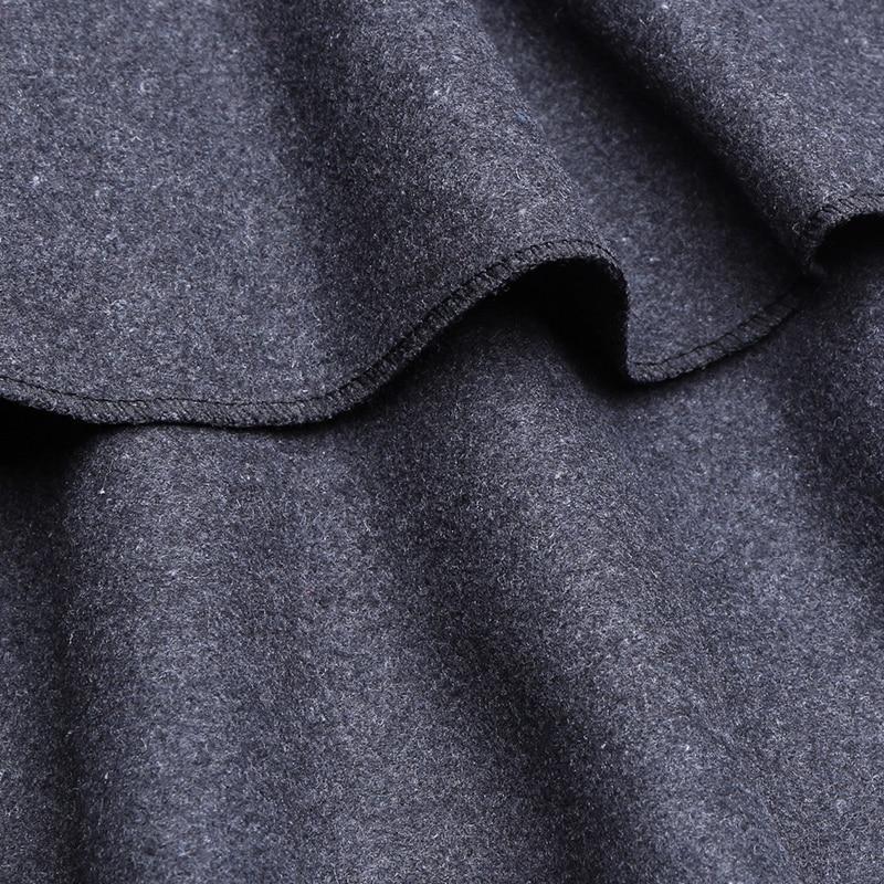 Παχιά φούστα μαλλιού Γυναίκες - Γυναικείος ρουχισμός - Φωτογραφία 5