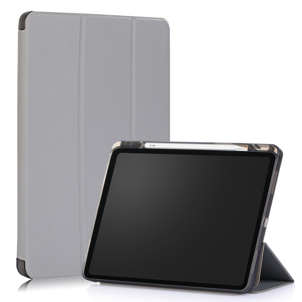 Inch Cover iPad Case for for 12.9 Funda Tablet iPad 2020 Case Smart Solid Pro Pro 12.9