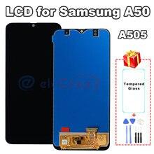 ЖК экран для samsung galaxy a50 a505 a505fn a505w a505g a505u