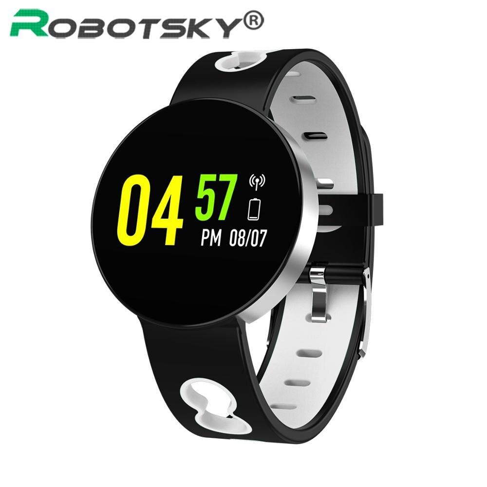 X16 Smart watch Sports ip67 Waterproof Heart Rate Blood Pressure Running Fitness Bracelet Smartwatch Men Women For Android IOS