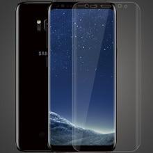 Cover Film For Samsung Galaxy S8 Screen Protector Samsung S8 Plus Screen Protector Samsung S8 Plus Galaxy S8 Screen Protector goowiiz фиолетовый samsung galaxy s8 plus
