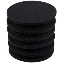FILTERS Compost ACTIVATED-CARBON-FILTERS Kitchen Bin for Replacement 10-Mm Thickness-6.75