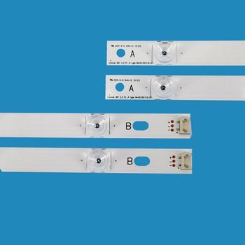 100% NEW 80 PCS(4*A,4*B) LED strips for LG INNOTEK DRT 3.0 42-A/B Type 6916L 1709B 1710B 1957E 1956E 6916L-1956A 6916L-1957A 4 pieces lot 2 a 2 b led backlight bar for lg innotek drt 3 0 42 a 42 b type rev01 6916l 1709b 1710b 1957e 1956e 1956a 1957a