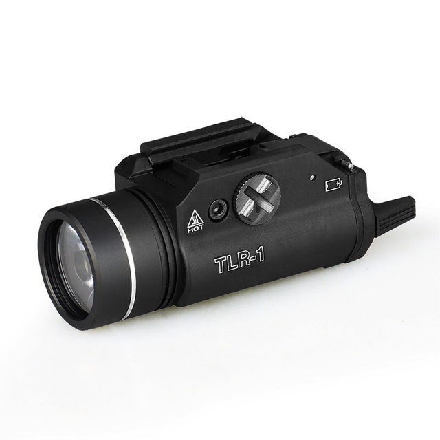 TLR-1 Tactical Flashlight with Strobe Light LED HS15-0132 3