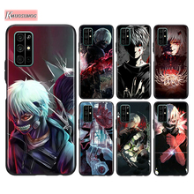 Silicone Cover Anime Tokyo Ghouls For Huawei Honor 30 20S V20 9A 9S 9X 10i 9i Lite 9C 8C 7S 7C Pro Plus Phone Case no ghouls allowed