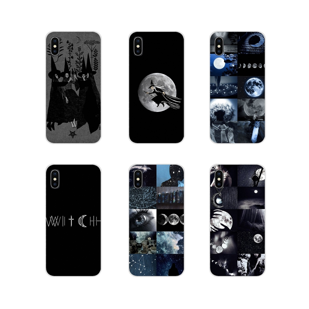 Accessories Phone-Cases-Covers Witch S7-Edge Note-4 Samsung Galaxy S5 Mini For S3 S4