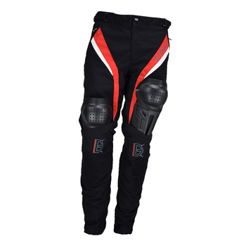 Motorcycle Racing Pants Motocross Riding Pants Trousers with Knee Pads